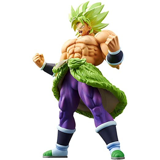 Banpresto Super Saiyan Broly [Full Power]: ~9 1