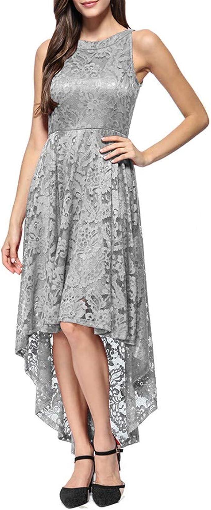 Bahoto Europäische Und Amerikanische Damenmode Sexy Abendkleid