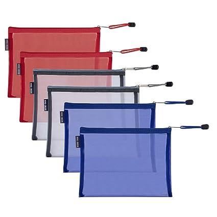 Amazon.com: HRX Paquete de bolsas de malla de nailon con ...