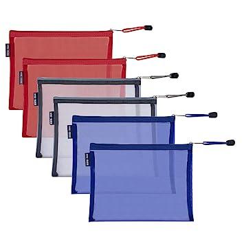 Amazon.com: HRX Paquete de bolsas de malla de nailon para ...