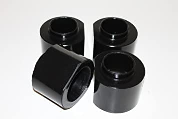Amazon rtz jeep grand cherokee zj 3 front rear rtz jeep grand cherokee zj 3quot front rear polyurethane coil spring spacers leveling sciox Image collections