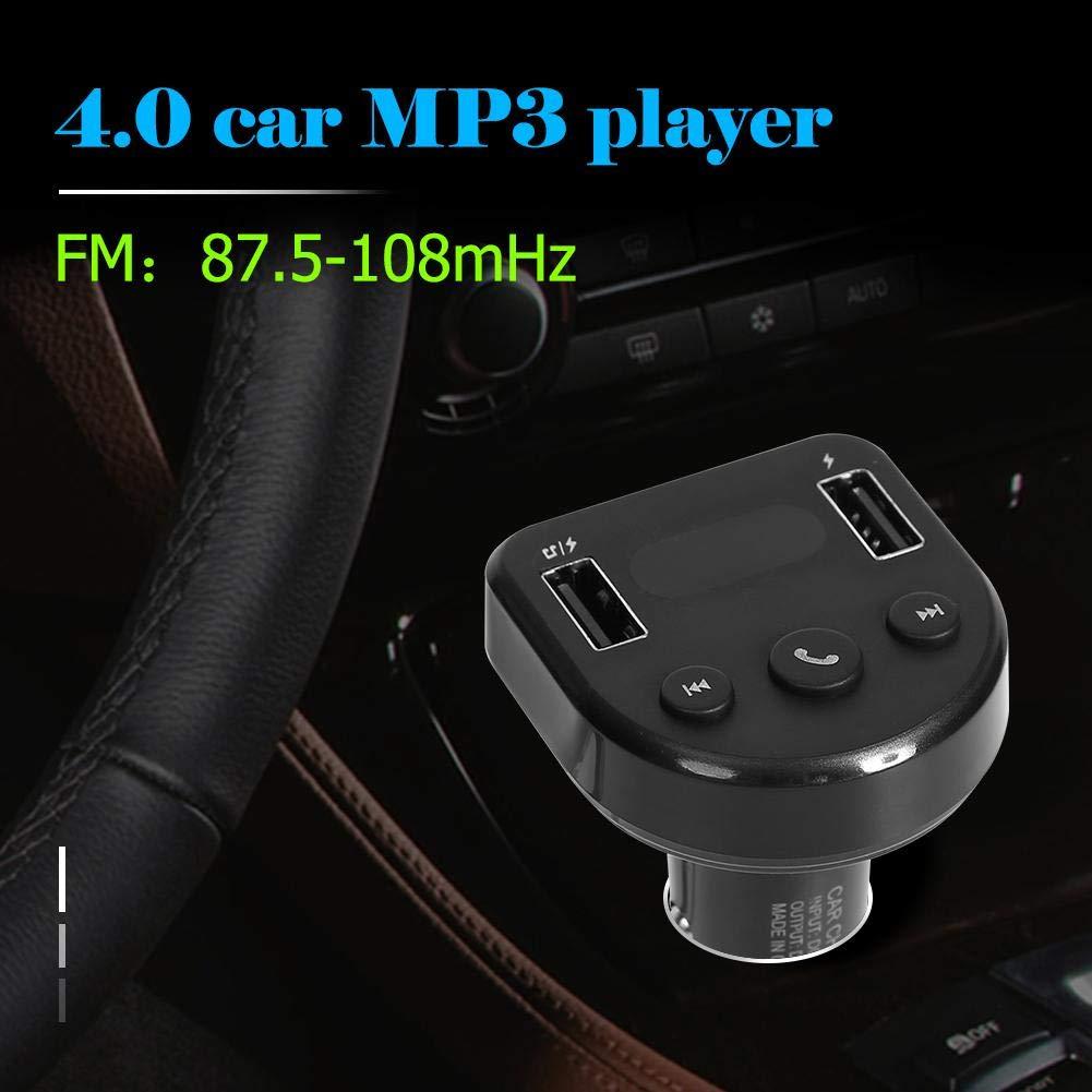 Seawangin LC01 Bluetooth FM Transmitter Handsfree Car Kit MP3 Player 3.1A USB  Charger: Amazon.in: Car & Motorbike
