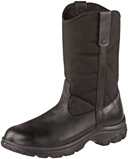 """product image for Thorogood Men's Soft Streets Series – 10"""" Pull-On Wellington, Safety Toe Boot"""