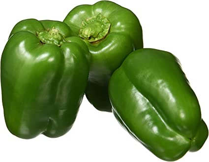 Fresh Capsicum Green, 250 g