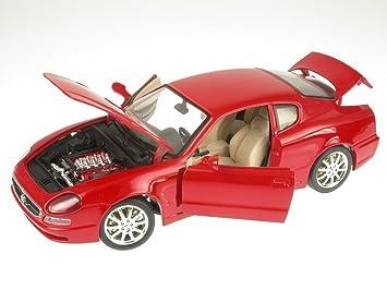 Bburago 1:18 Maserati 3200 GT Coupe Diecast Model Car Red 18-12031