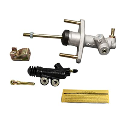 Amazon.com: Exedy OEM Clutch Slave & Master Cylinder Kit 1990-1997 Honda Accord F22: Automotive