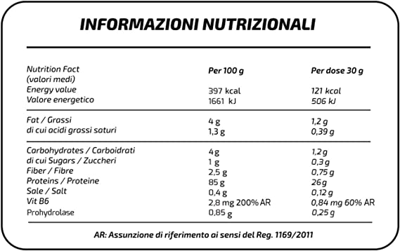 Whey Protein RAPTOR Proteína de Suero de leche Aislada/Concentrada VOLAC - Sabor CHOCOLATE 1 kg Pack - T-Rex Integratori