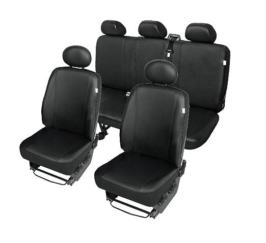 Sitzbezüge 1+1 Schonbezüge Sitzbezug Kunstleder Mercedes Sprinter Practical DV1