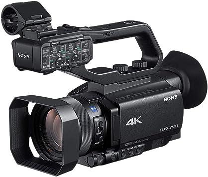 Amazon Com Sony Hxr Nx80 4k Hd Nxcam Camcorder Camera Photo