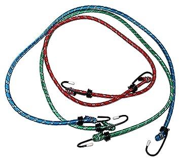 Savage Island Pack 10 Cuerdas El/ásticas Reforzadas