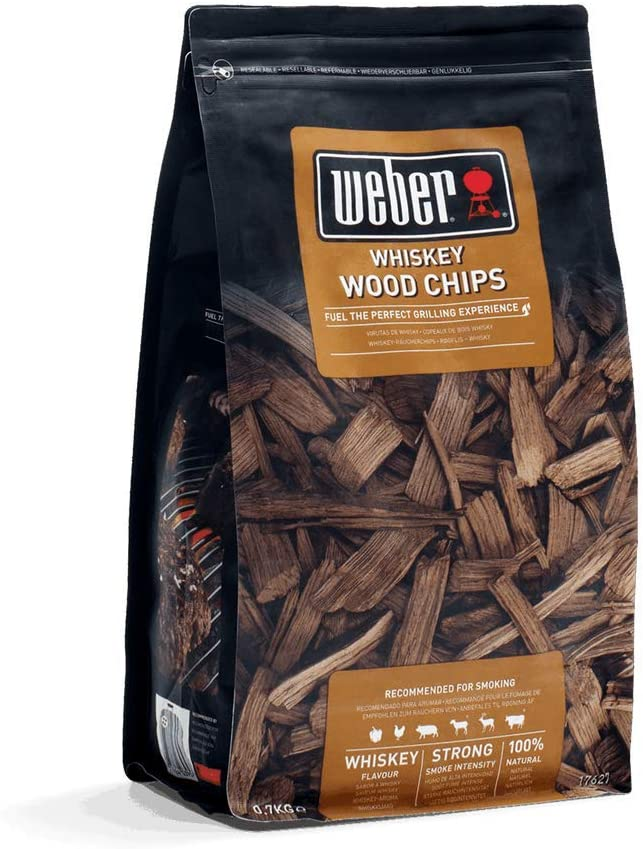 Weber 17627 - Saco de virutas para ahumar - whisky