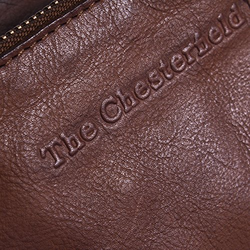 The Chesterfield Brand Liva Borsa a tracolla pelle 24 cm Marrone