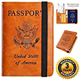 Passport Holder Cover Wallet RFID Blocking Leather Card - Best Reviews Guide