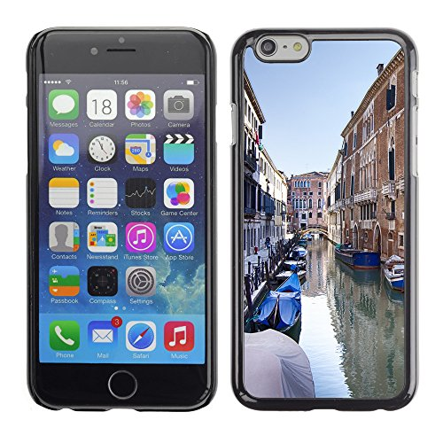 Premio Sottile Slim Cassa Custodia Case Cover Shell // F00016135 Venise // Apple iPhone 6 6S 6G PLUS 5.5""