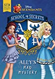 img - for School of Secrets: Ally's Mad Mystery (Disney Descendants) book / textbook / text book
