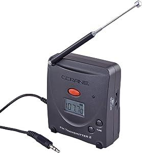 Digital FM Transmitter 2 for Sending Near Broadcast Quality FM2