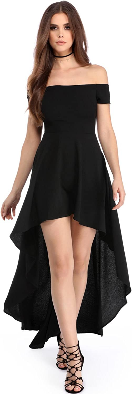 Dokotoo Womens Formal Cocktail Evening Party Dress