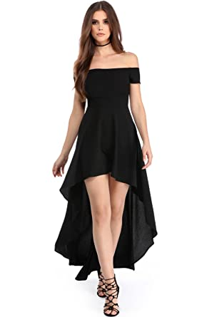 0716d790b9f594 Boldgal Women s Western Short Wear Off Shoulder Dress at Amazon Women s  Clothing store