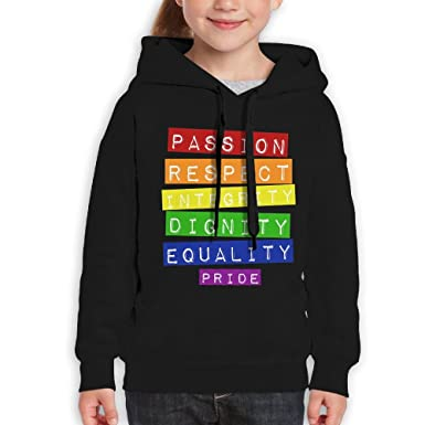amazon com newfood ss pride meaning teenager pullover hoodie