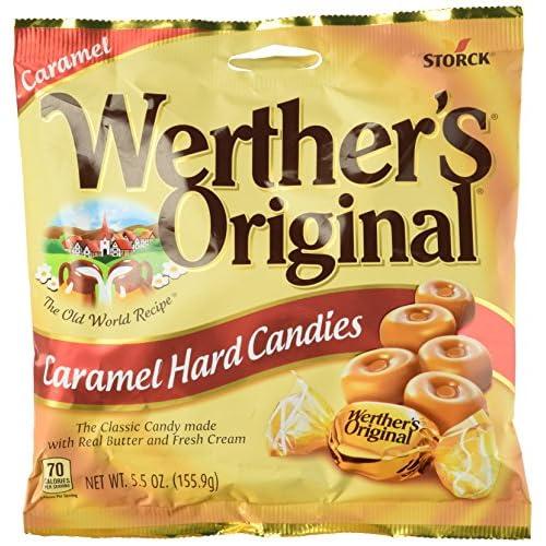 Werther's Original Hard Candies, 5.5 oz bag