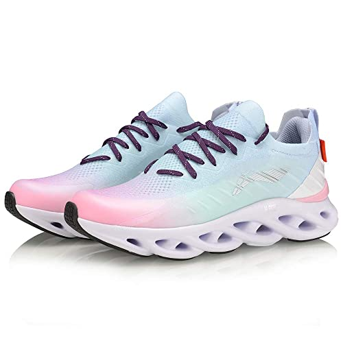 072d35295b75a Amazon.com | LI-NING Women Running Shoes Breathable Trail ...