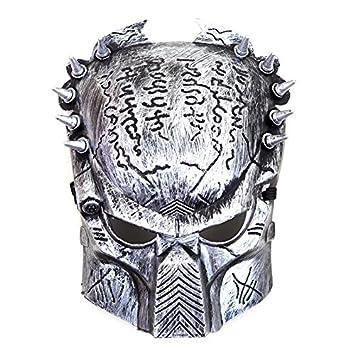 Predator Máscara Halloween Carnaval Máscaras de película
