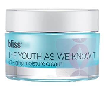 Bliss The Youth as We Know It Anti-Aging Night Cream for Women, 1.7 fl oz Jeffrey James Botanicals Facial Serum - The Serum - Deeply Hydrating - 2 oz