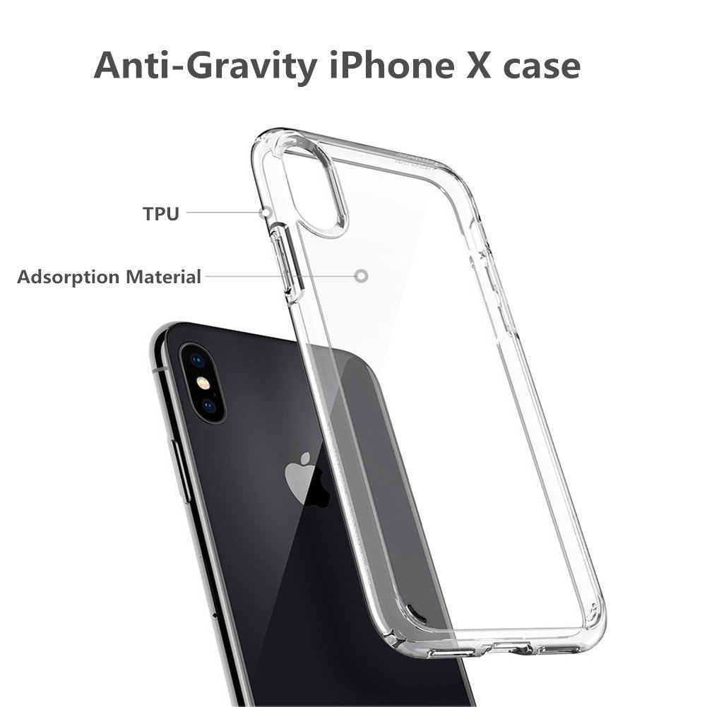 coque gravity case iphone x