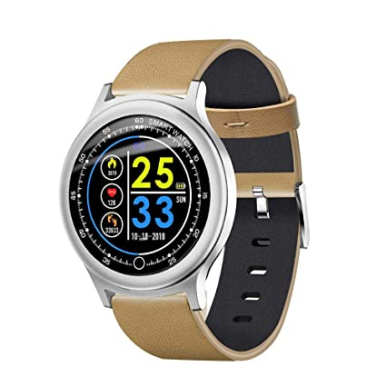 Amazon.com: LAYOPO Q28 Smart Watch IP68 Waterproof Fitness ...