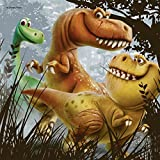 Ravensburger The Good Dinosaur: The Dino Gang 3 Puzzles in a Box (49 Piece)