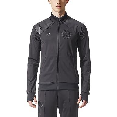 d22e8a8d180d3 Amazon.com  adidas Men s Manchester United Track Jacket (Medium ...