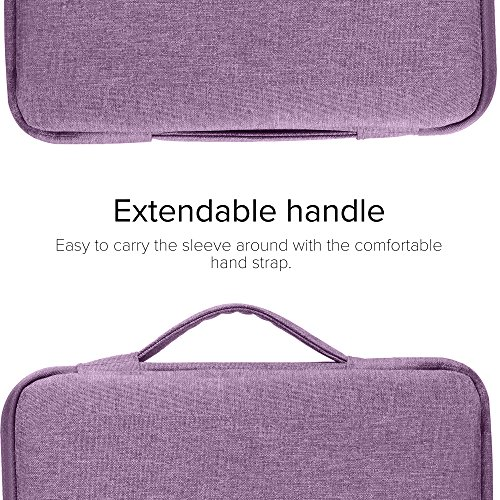 Macbook air 13 inch hard case purple glitter ☆ BEST VALUE