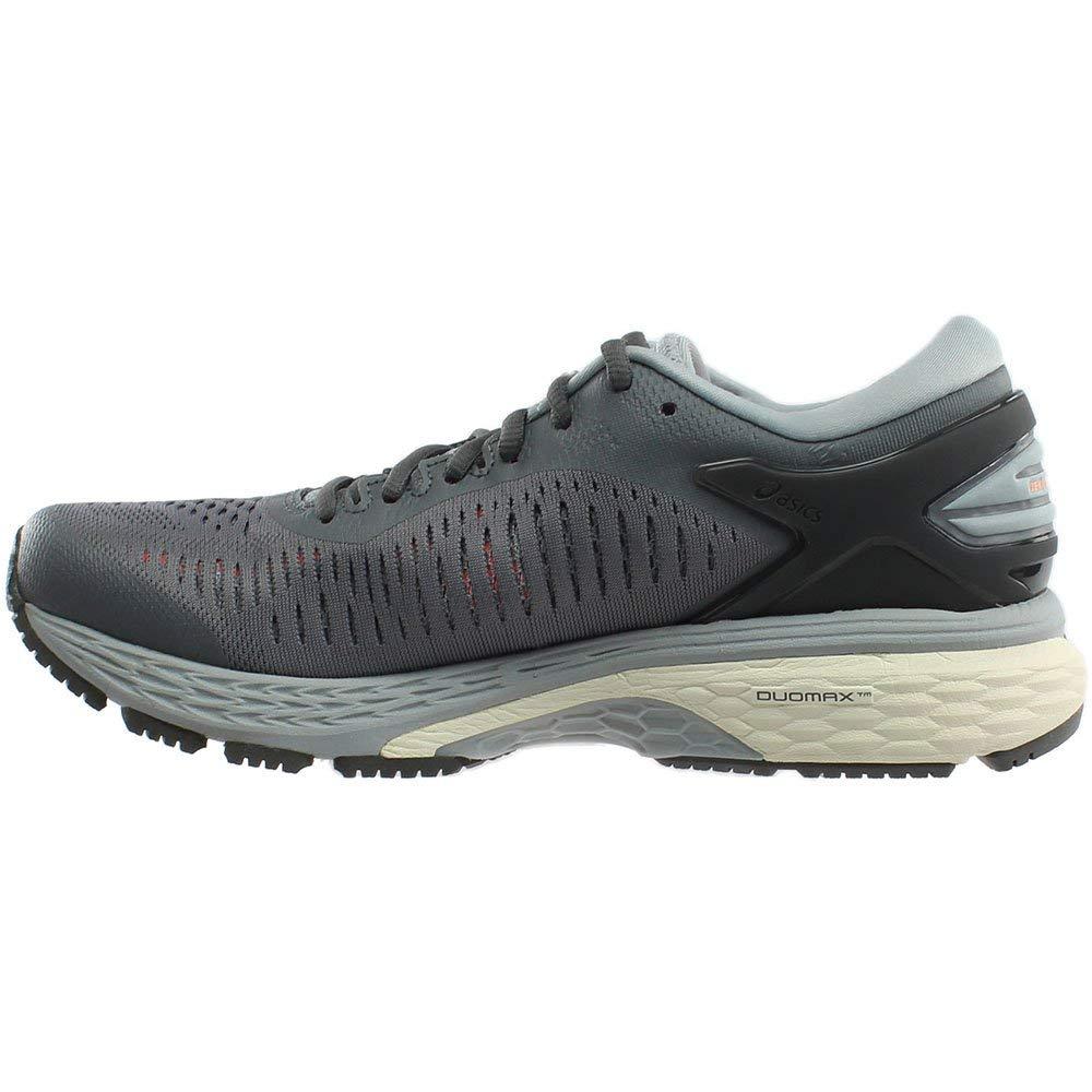 ASICS Gel-Kayano 25 Women's Running Shoe, Carbon/Mid Grey, 5.5 2A US by ASICS (Image #4)