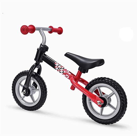 Bicicleta de equilibrio para niños Bicicleta de equilibrio de ...