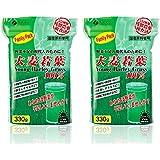 ファイン 大麦若葉100%ファミリーパック 532種類の残留農薬検査済み 国産大麦若葉100%使用 (1日5~10g/330g入)×2個セット