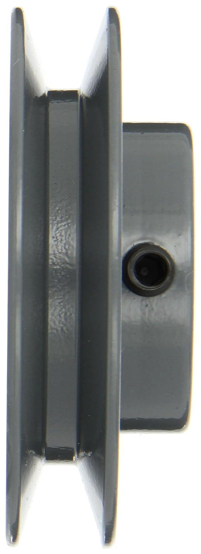 1 Groove 3//4 Bore 3.25 OD 3//4 Bore AK Type Gates AK32 Light Duty Web Sheaves 3.25 OD