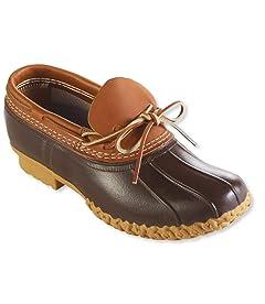 Bean Boots Rubber Moc