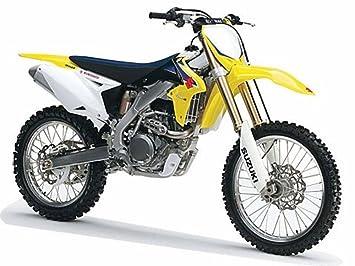 Amazon.com: 2010 Suzuki RM-Z450 Dirtbike, Yellow - New Ray 49263 -
