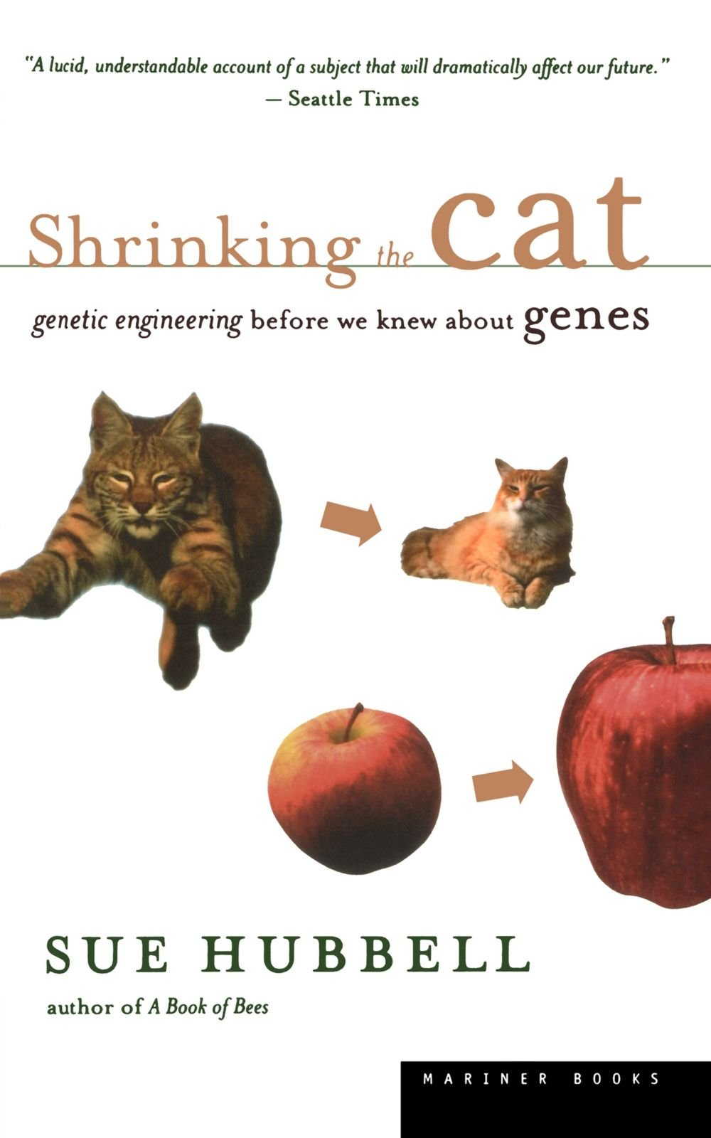 Download Shrinking the Cat: Genetic Engineering Before We Knew About Genes PDF