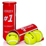 Bola de Tênis Premium AX Esportes Tubo com 3 - Oa372