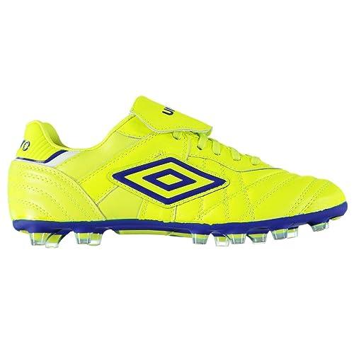 Umbro Hombre Speciali Eternal Pro HG Botas de fútbol: Amazon.es: Zapatos y complementos