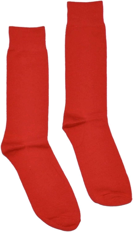 Top 10 Candy Apple Red Mens Dress Socks