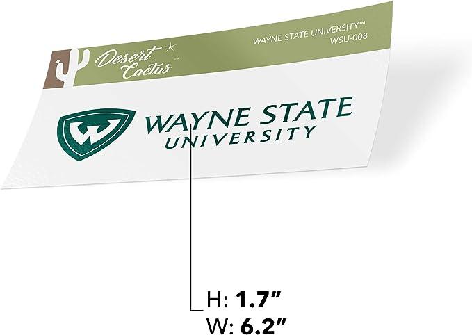 Wright State University WSU Raiders NCAA Sticker Vinyl Decal Laptop Water Bottle Car Scrapbook Full Sheet