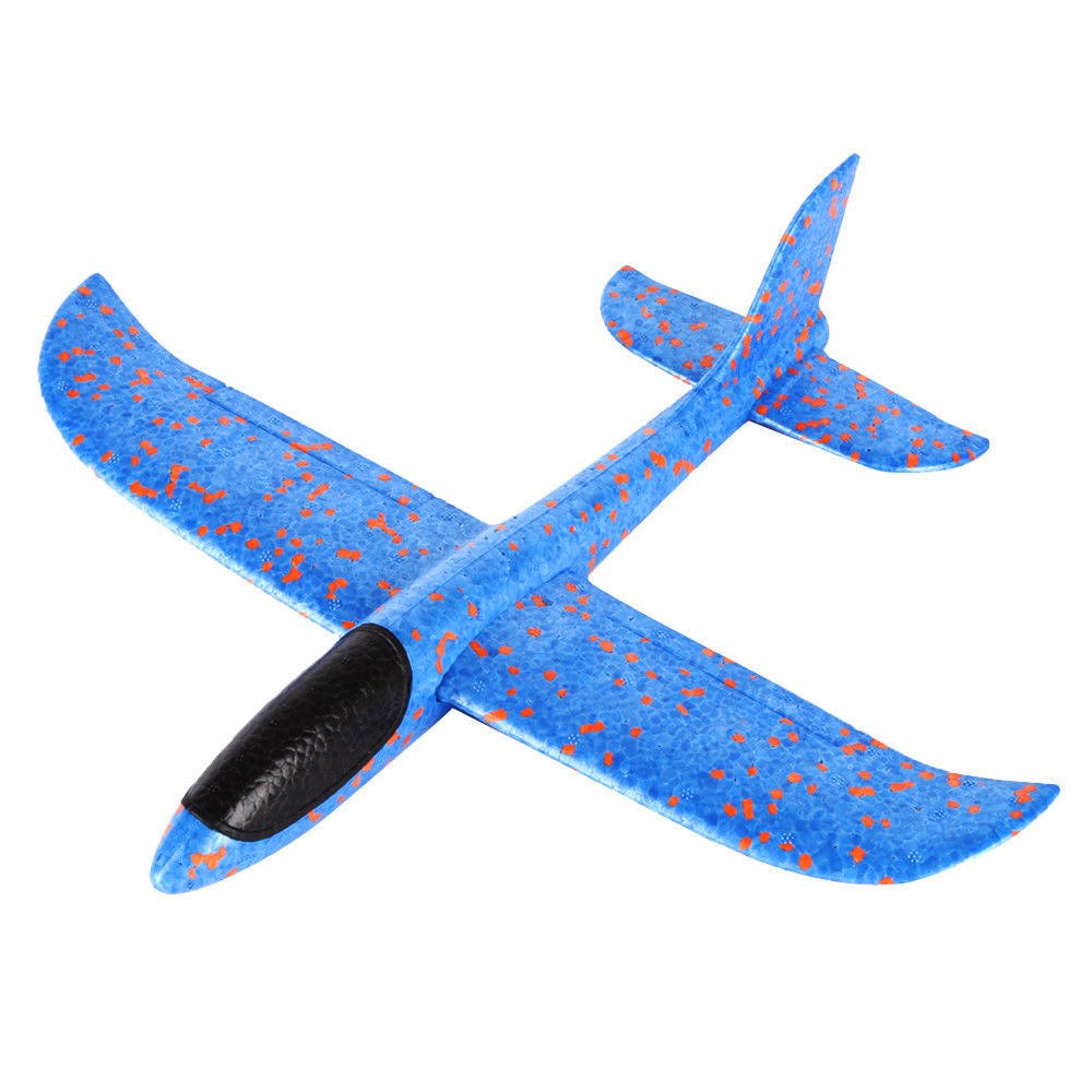 Weoxpr 2 Pack Soft Foam Airplane, Manual Throwing Inertial Plane Model for Outdoor Sports Toy & Kids Toys Gift by Weoxpr (Image #5)