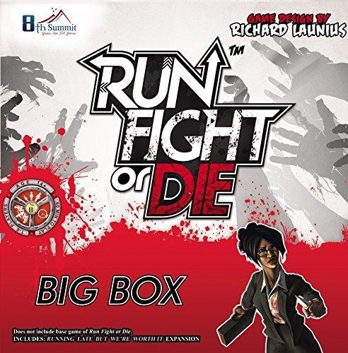 Run, Fight, or Die: Big Box Die Case
