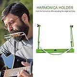 Harmonica Holder, RiToEasysports 18cm Clip