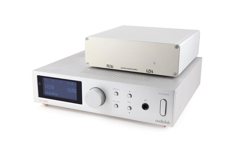 Longdog Audio Linear Power Supply for Audiolab M-DAC: Amazon co uk