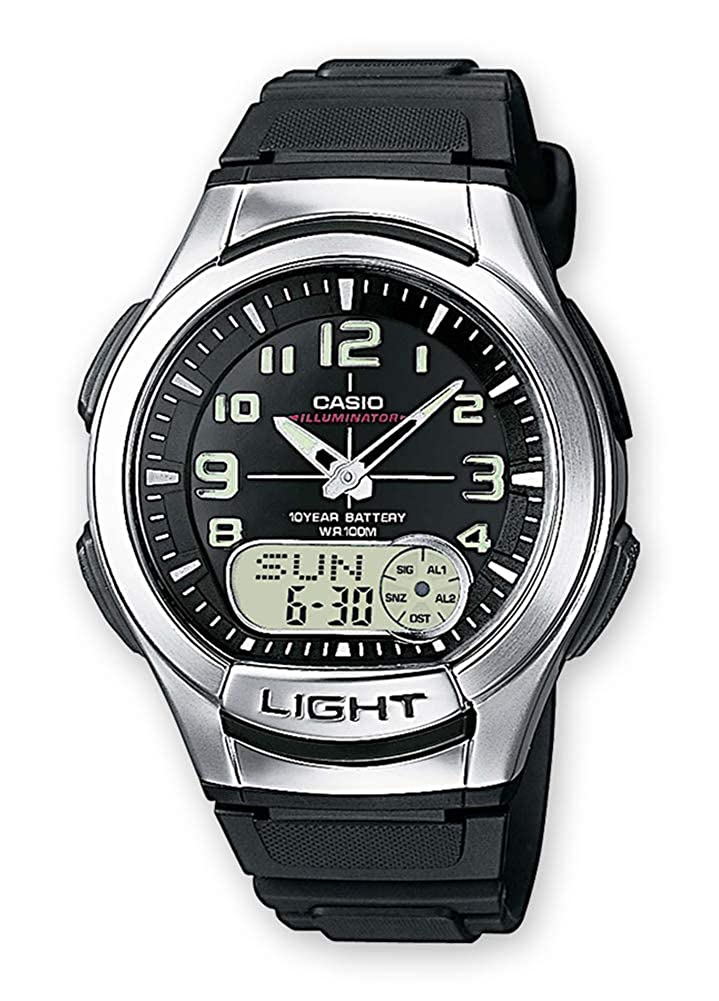 Casio Reloj de Pulsera AQ-180W-1BVES