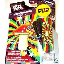 Tech Deck TD Performance Series 2 Flip Fingerboard 4/6 Tom Penny