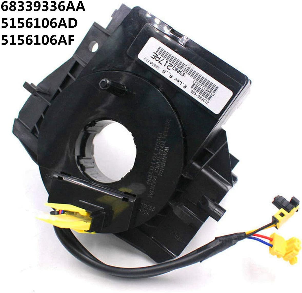 New For Jeep Commander Compass Steering Wheel Clockspring